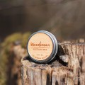 The Bearded Bastard Woodsman Mustache Wax - wosk do wąsów o zapachu cedru i sosny