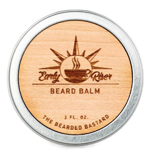 The Bearded Bastard Early Riser Beard Balm - balsam do brody o energetyzującym zapachu