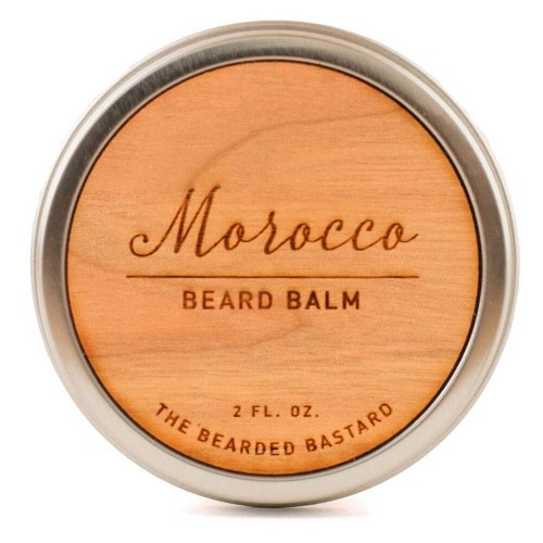 The Bearded Bastard Morocco Beard Balm - balsam do brody o egzotycznym zapachu