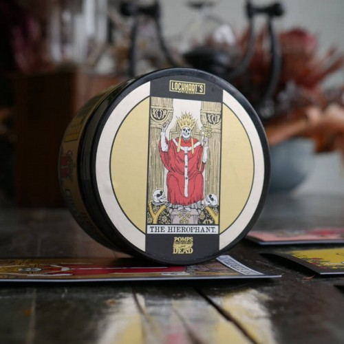 Lockhart's & Pomp's Not Dead - The Hierophant Pomade